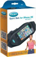 Zwarte Tune Belt iP2 Sport Heupband voor iPhone en smartphones