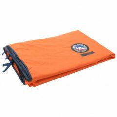 Big Agnes - Tent Floor Protector - Grondzeil maat One Size, oranje/blauw