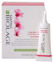 Matrix Biolage Color Last Cera-Repair 10x10ml Matrix - BIOLAGE COLORLAST cera-repair treatment 10 x 10 ml