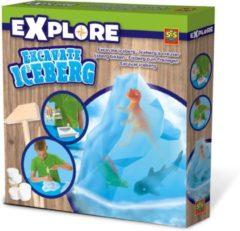 SES Creative SES Explore IJsberg Bikken met 3 Figuren