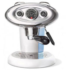 Illy X7.1 Iperespresso Vrijstaand Half automatisch Espressomachine 1l 1kopjes Wit