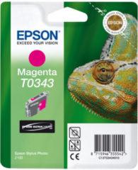 Armor Epson inktcartridge magenta t0343 - 440 pagina\'s - c13t03434010