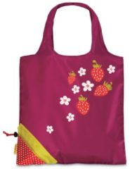 Fabrizio Punta Shopper Strawberry 3 Liter Rood