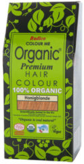 Radico plantaardige haarkleuring, 500g, koperbruin - natuurkracht