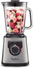 Zilveren Moulinex Perfect Mix LM811D10 - High Speed Blender
