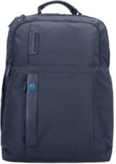 P16 Business Rucksack 44 cm Laptopfach Piquadro nachtblau