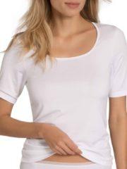 Kurzarm-Shirt Nina von C. weiß