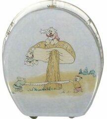 Badstuber Mushroom toiletbril met deksel