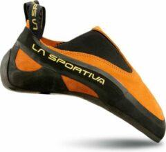 La Sportiva - Cobra - Klimschoenen maat 40,5, zwart/bruin