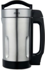 Roestvrijstalen MOA Soepmaker SM72 - Smoothie Maker - Blender - 1,6 liter - 950 Watt - RVS