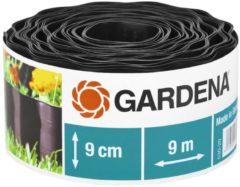 Gardena Beeteinfassung, braun, Rolle 9 cm hoch, 9 m lang | 530-20