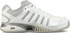 K swiss receiver dames model indoor tennisschoenen wit