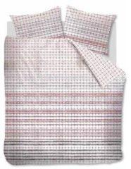 Huidskleurige Ariadne at Home Mixing - Dekbedovertrek - Lits-jumeaux - 240x200/220 cm + 2 kussenslopen 60x70 cm - Nude