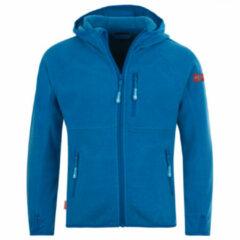 Trollkids - Kids Sandefjord Jacket - Fleecevest maat 110, blauw