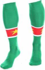 Groene Holland Suriname Voetbalsokken Thuis-38-40 M