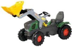 Groene Boeketbinderij.be Rolly Toys 611058 RollyFarmtrac Fendt 211 Vario Tractor met Lader