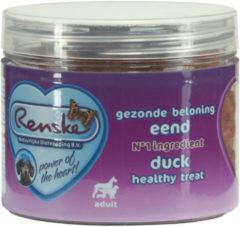 Renske Gezonde Beloning Hartjes 100 g - Hondensnacks - Eend