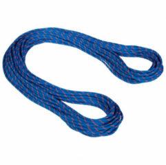 Mammut - 7.5 Alpine Sender Dry Rope - Half touw maat 50 m, blauw