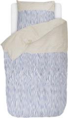 Esprit Gestreifte Bettwäsche aus Baumwoll-Satin