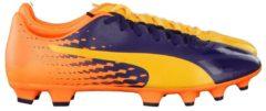 Fußballschuhe evoSPEED 17.4 FG 104017-01 Puma Ultra Yellow-Peacoat-Orange Clown Fish