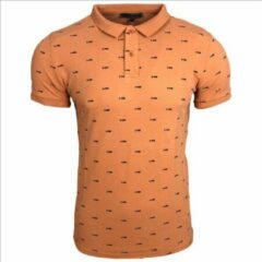Rusty Neal Poloshirt - heren - Oranje - 15189