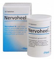 Heel Nervoheel - 50 tabletten - Homeopatisch geneesmiddel