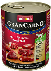 Animonda GranCarno Original Adult Vleesmix - 6 x 800 g