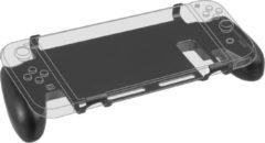 Zwarte Konix Nintendo switch - Ergonomische houder voor console met goede grip