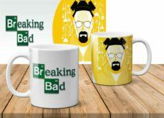 Witte AAA+ Breaking bad mok