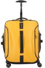 Paradiver Light Spinner 4-Rollen Reisetasche 55 cm Samsonite yellow