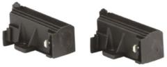 White Westinghouse Kohlen kpl. 4,8AMP (12,4 x 5 x 35 mm, mit 4,8 mm Anschlussfahne (AMP) für Waschmaschine 154071, 00154071