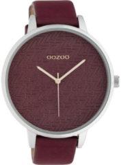 OOZOO Timepieces Horloge Diva Pink | C10408