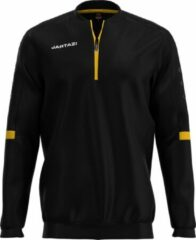 Jartazi Sportsweater Roma Heren Polyester Zwart Maat L