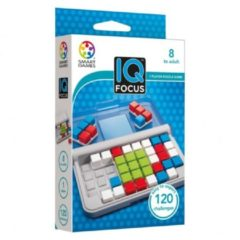 Smart Games IQ Focus (120 opdrachten)