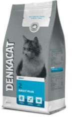 4x Denkacat Adult Plus 2,5 kg