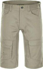 Beige Ferrino Yarra shorts Heren Outdoorbroek Maat 4XL