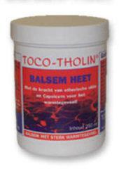 MediPreventie Toco-Tholine Heet - 250 ml - Balsem
