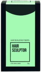 Hair Sculpter HAIR SCULPTOR ZWART HAIR BUILDING FIBERS 25GR