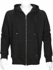 T'RIFFIC STORM Hooded Sweater Zwart - Maat XXL