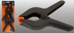 Fx Tools Lijmklemmen kunststof 15cm set a 2 st.