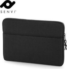"""Senvi - Casual Line - Laptop Cover 13 """" - Kleur Zwart"""
