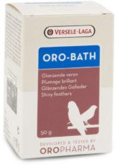 Versele-Laga Oropharma Oro-Bath Badzout - Vogelsupplement - 50 g