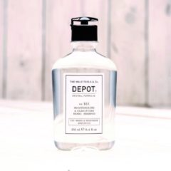 Depot The Male Tools & Co DEPOT No.501 MOISTURIZING&CLARIFYING BEARD SHAMPOO