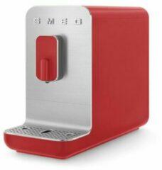 Rode Smeg BCC01RDMEU koffiezetapparaat Volledig automatisch Espressomachine 1,4 l