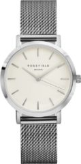 Rosefield The Tribeca Dames Horloge - Zilver Ø33mm - TWS-T52