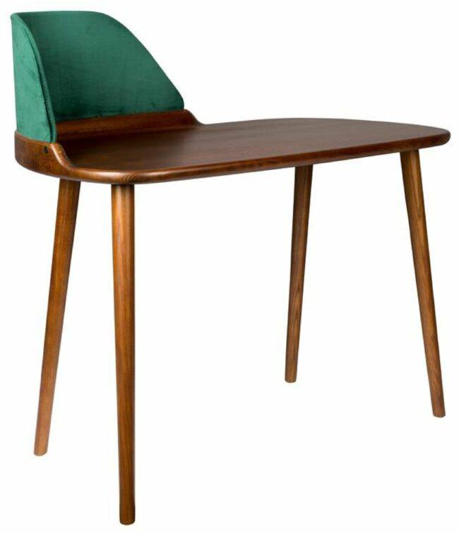 Afbeelding van Dutchbone Bureau tafel Finn Vintage 102 x 110 x 56,5