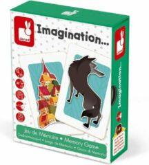 Janod imagination - geheugenspel