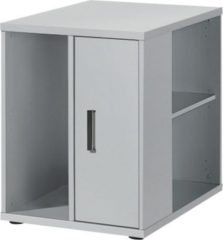Anstellcontainer QUADRO COMBI PLUS, PC-Towerfach, B 550 mm
