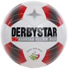 Witte Derbystar Adaptaball TT Superlight - Voetbal - Multi Color - Maat 5 - 286004-0000-5