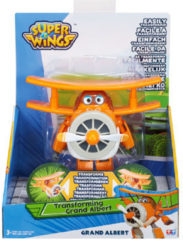 Alpha Animation & Toys Super Wings Transfoming Grand Albert (YW710260)